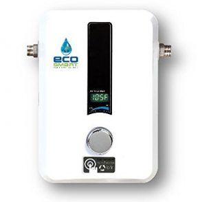 1. EcoSmart ECO 11 Electric Tankless Water Heater, 13KW at 240 Volts with Patented Self Modulating Technology