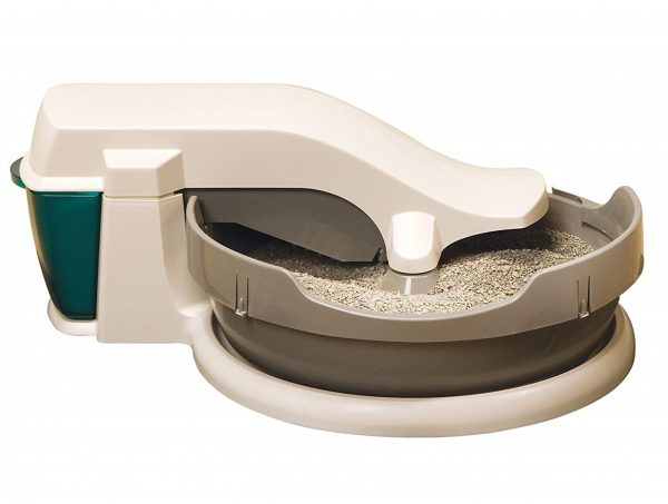 1. PetSafe Simply Clean Automatic Litter Box System