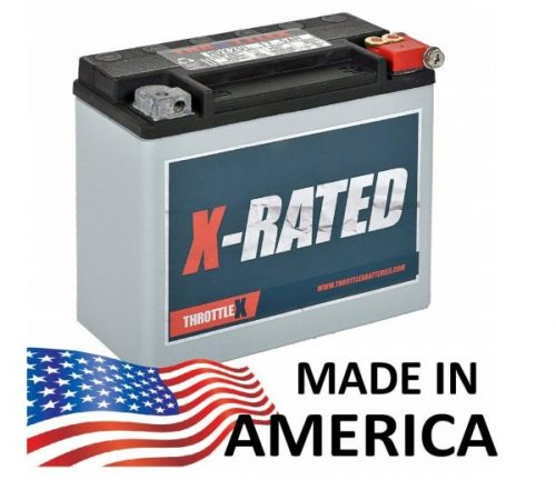 2. HDX20L - Harley Davidson Replacement Motorcycle Battery.