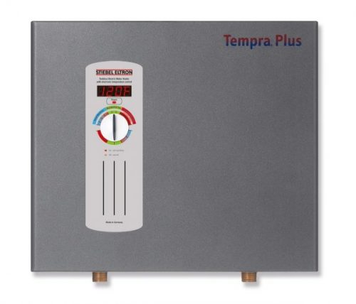 2. Stiebel Eltron 224199 240V, 1 Phase, 50,60 Hz, 24 kW Tempra 24 Plus Whole House Tankless Electric Water Heater