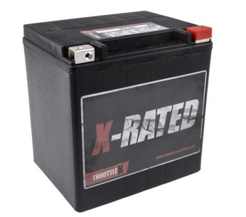 3. MX30L - MOTORCYCLE BATTERY - 600+ CCA