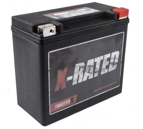 5. MX20L - MOTORCYCLE BATTERY - 500+ CCA