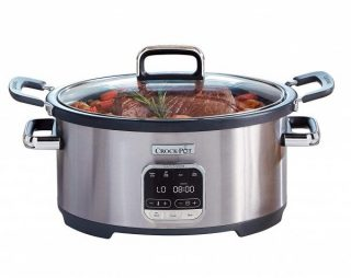 7. Crock-Pot SCCPVMC63-SJ 3-in-1 Multi-Cooker, Stainless Steel