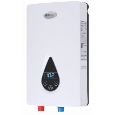 9. ankless Water Heater with Smart Technology Small White