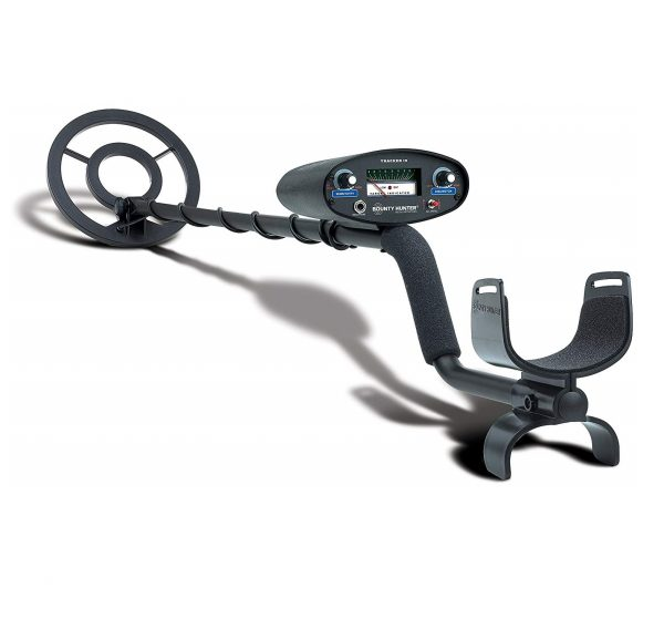 1. Bounty Hunter TK4 Tracker IV Metal Detector