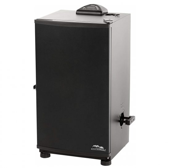 2. Masterbuilt 20071117 Digital Electric Smoker