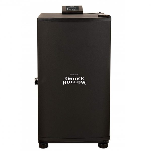 7. Smoke Hollow SH19079518 Electric Smoker, Exterior