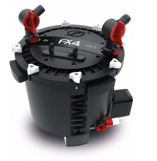 9. Fluval FX4High Performance Aquarium Canister Filter