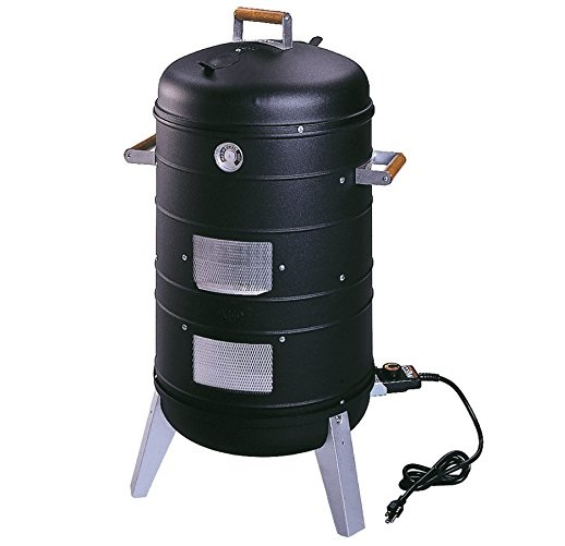 9. Southern Country Smokers 2 in 1 Electric Water Smoker that converts into a Lock 'N Go Grill