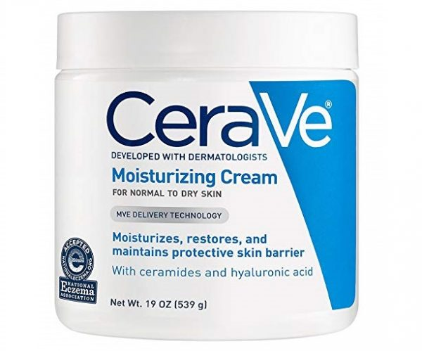 1. Daily Face and Body Moisturizer for Dry Skin