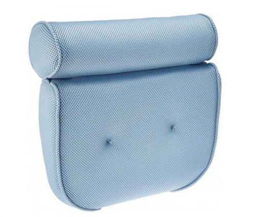 10. BodyHealt Home Spa Bath Pillow - Non Slip - Two Panel - Supportive Comfort For Neck And Back While In The Tub