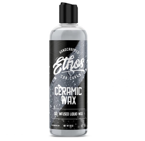 10. Ceramic Wax 9H, Automotive Paint Sealant Infused With Ceramic Coating Technology