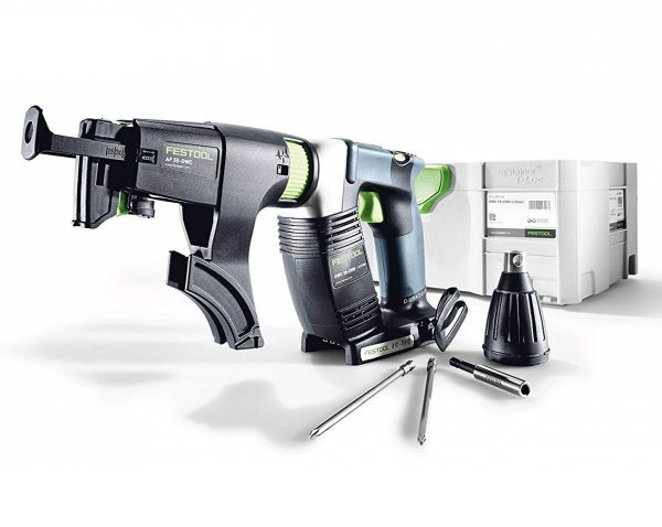 12. Festool 201675 Cordless Drywall Screw Gun DWC Basic