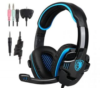 1.Stereo-Gaming-Headphone-SADES-SA708GT-PS4-Gaming-Headphone-with-Microphone-Blue