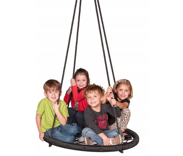 2. M & M Sales Enterprises Web Riderz Outdoor Swing