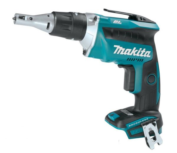 2. Makita XSF03Z 18V LXT Lithium-Ion Brushless Cordless Drywall Screwdriver (Bare Tool Only)