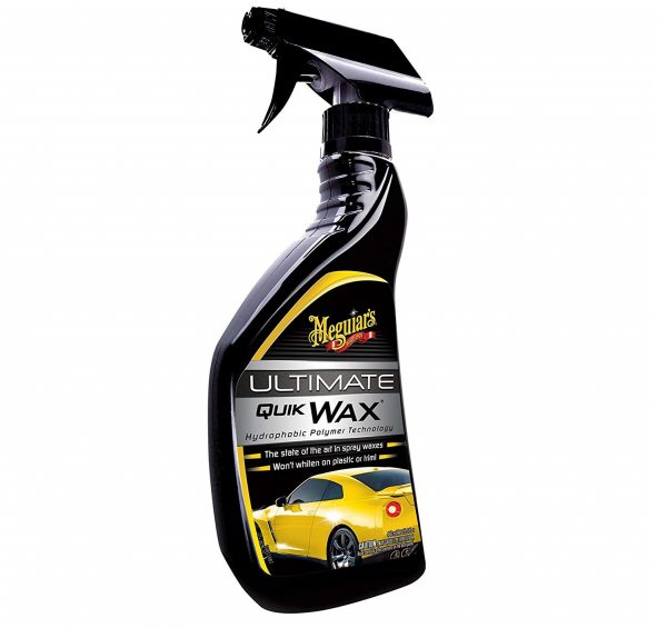 5. Meguiar's G17516 Ultimate Quik Wax, 15.2 Fluid Ounces