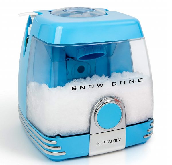 7. Nostalgia SC7BL Snow Cone Party Station