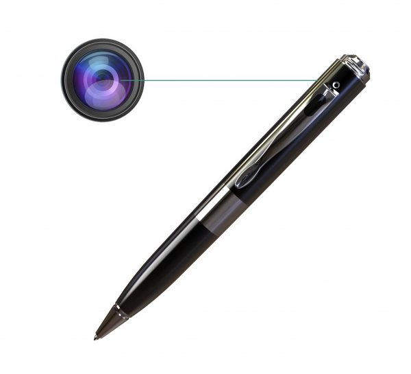 8. Hidden Camera,PORTOCAM POT21 FHD 1080P Spy Pen Camera Recorder Portable Security Video Recorder