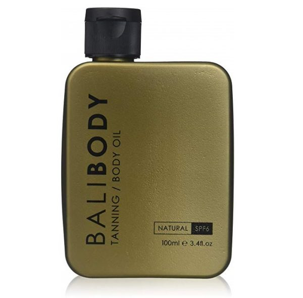10. BALI BODY ORIGINAL NATURAL TANNING AND BODY OIL 110 ml