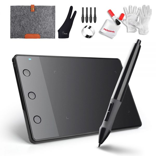 11. Huion H420 USB Graphics Drawing Tablet Board Kit
