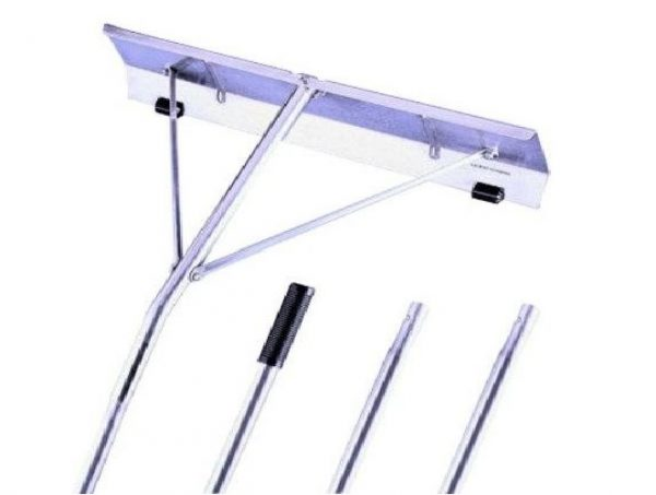 1.Garelick-89421-21-Foot-Aluminum-Snow-Roof-Rake-With-24-Inch-Blade