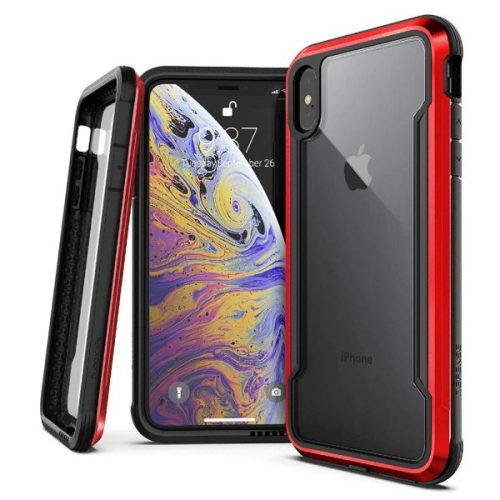 5. X-Doria Defense Shield Series, iPhone Xs Max - Military Grade Drop Tested, Anodized Aluminum