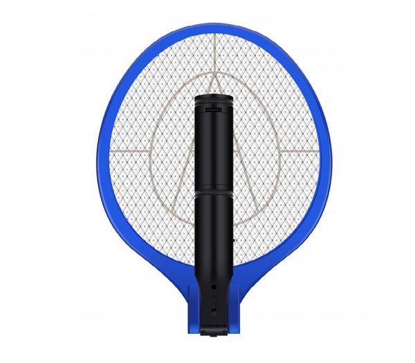 10.AOWOTO Portable Foldable & Compact Electric Racket for Indoor and Outdoor Control