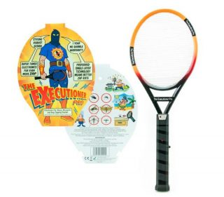 5.Sourcing4U Limited The Executioner PRO Fly Swat Wasp Bug Mosquito Swatter Zapper
