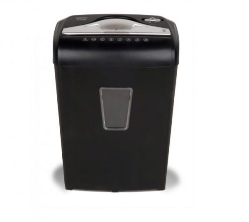 10.Aurora AU870MA High-Security 8-Sheet Micro-Cut Paper Credit Card Shredder