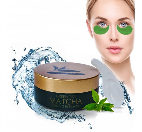 10.Green Tea Matcha Firming Eye Mask, Best Collagen Patches