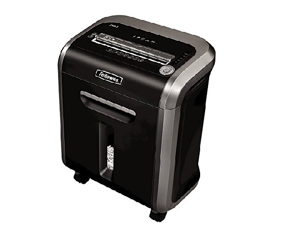 2.Fellowes Powershred 79Ci 100% Jam Proof Medium, Duty Cross, Cut Shredder