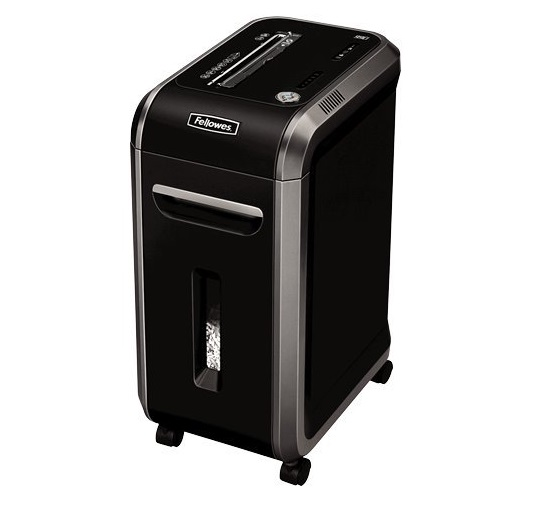 7.Fellowes Powershred 99Ci 100% Jam Proof Cross-Cut Paper Shredder