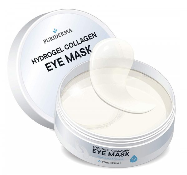 8.Hydrogel Collagen Eye Mask by Puriderma - Collagen Anti