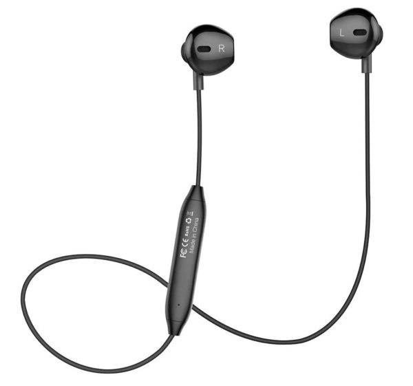 1. Bluetooth Headset, Wireless Earbuds V4.1 Stereo Noise Canceling Sport Magnetic Headphones