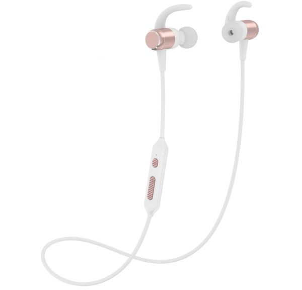 5. Wireless Sport Running Headphones, Bluetooth 4.1 Lightweight Stereo Earbuds with Magnetic