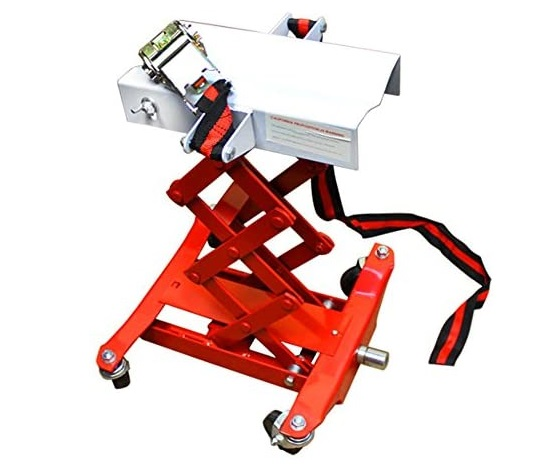 7. Capacity Differential Transmission Jack Low Profile Lift