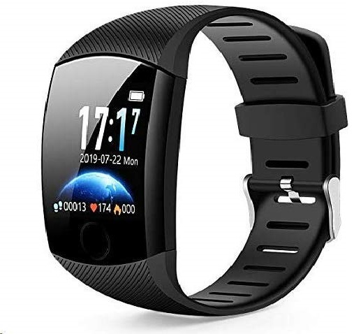 12.Smart Watch,Bluetooth Smartwatch Fitness Tracker