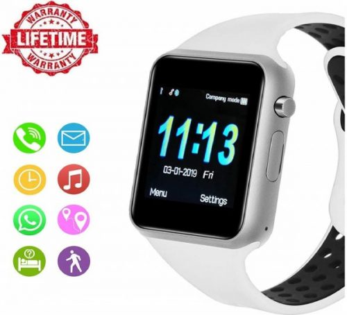13.SUNETLINK Bluetooth Smart Watch, Smart Watches