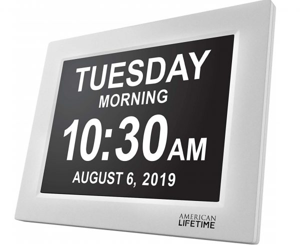 2.American Lifetime [Newest Version] Day Clock