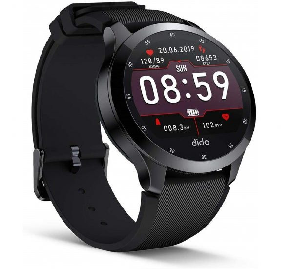 7.Fitness Tracker Bluetooth Smart Watch with Activity