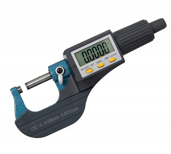 11.Digital Electronic Display Micrometer