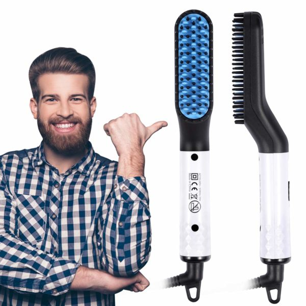 8.Beard StraightenerUSA Designed 2019 Beard Straightening Comb