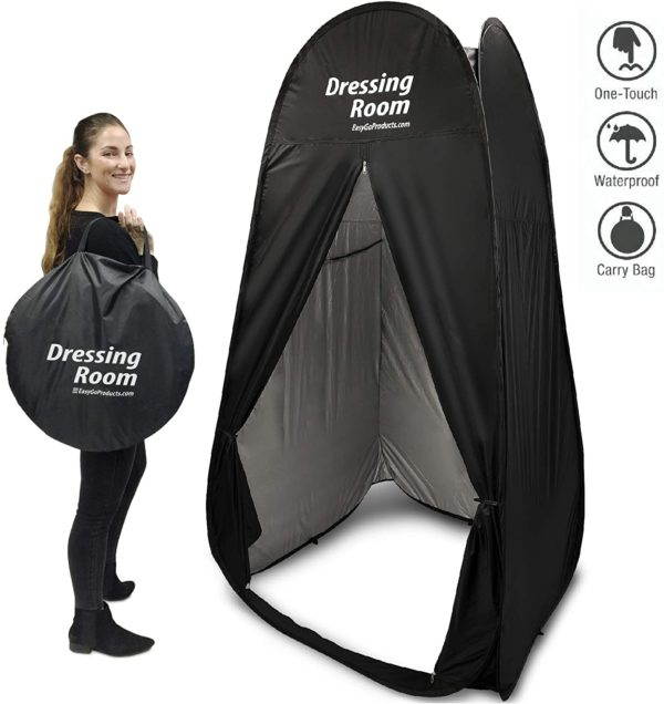 1. EasyGoProducts Portable Changing Dressing Room Pop Up