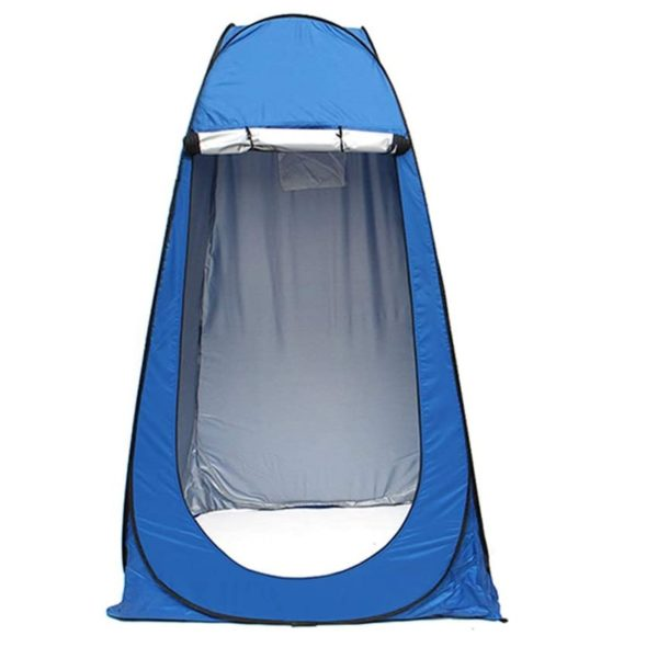 4. Portable Dressing Room Pop Up Dressing Room Bathing Tent Mobile Outdoor