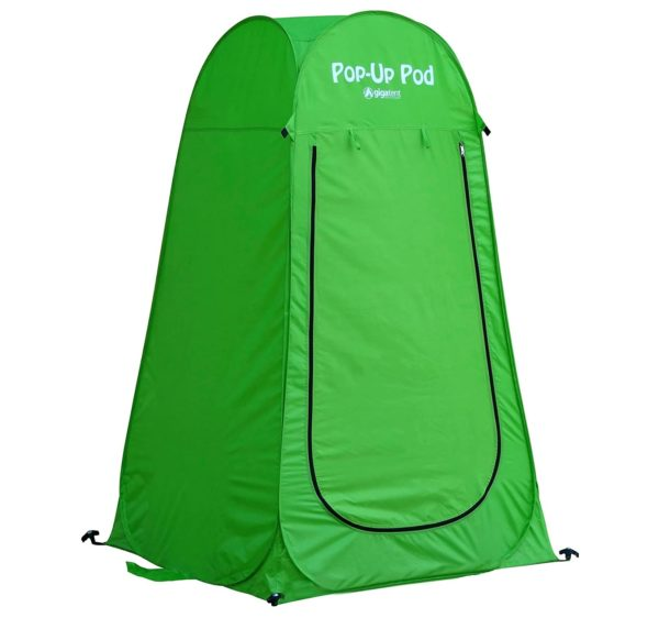 8. GigaTent Pop Up Pod Changing Room Privacy Tent