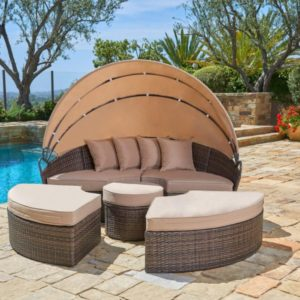 daybed for outdoor