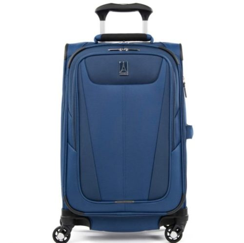 12.Travelpro Maxlite 5 - Softside Expandable Spinner Wheel