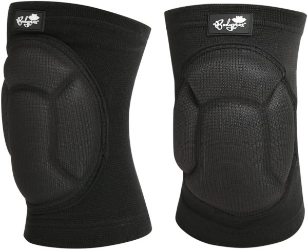 2. Bodyprox Protective Knee Pads, Thick Sponge Anti-Slip, Collision Avoidance Knee Sleeve