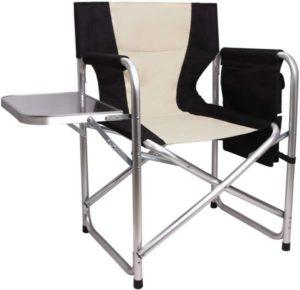 Folding Directors Camping Chair